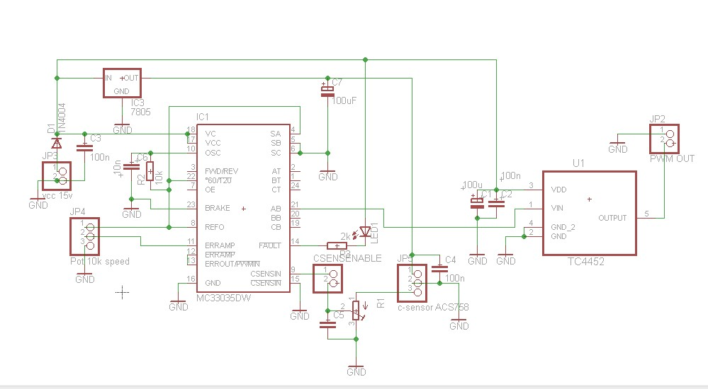 Zoom Dc Motor Driver Circuit Diagram Amplifiercircuit Circuit
