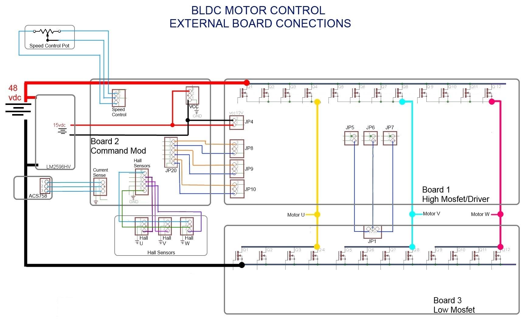 bldcmotorcontrol 171 brushless motors 3phase inverters schematics