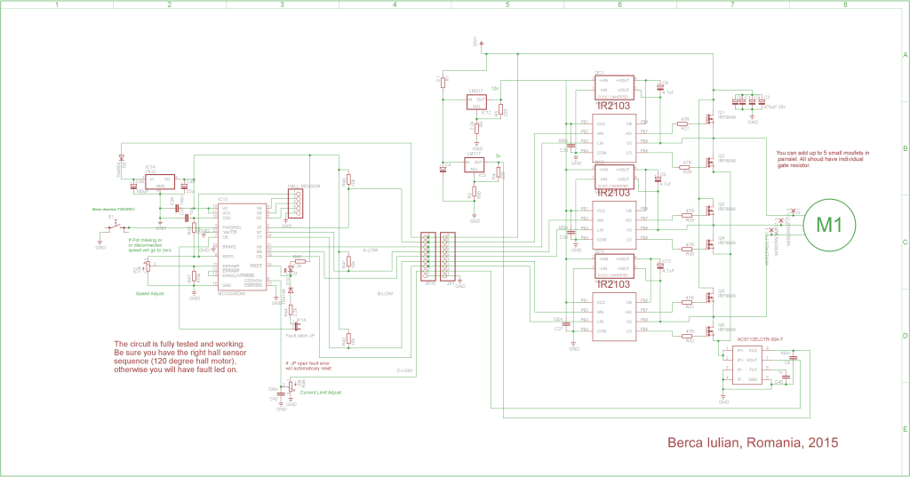 brushless controller schematic 1024x537 updated brushless controller schematic 2015 brushless motors bldc motor controller wiring diagram at creativeand.co