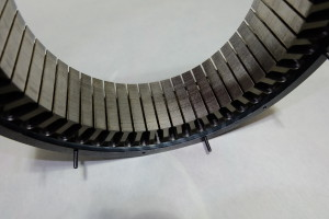 Brushless stator design