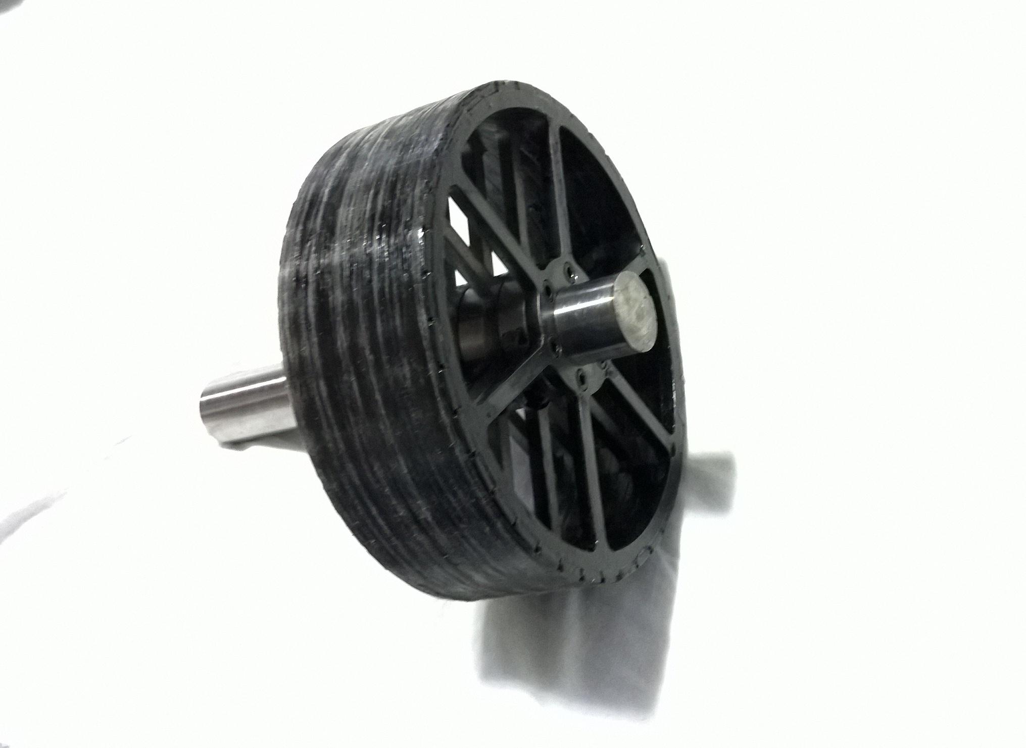 45KW Bushless motor design « Brushless motors, 3Phase inverters