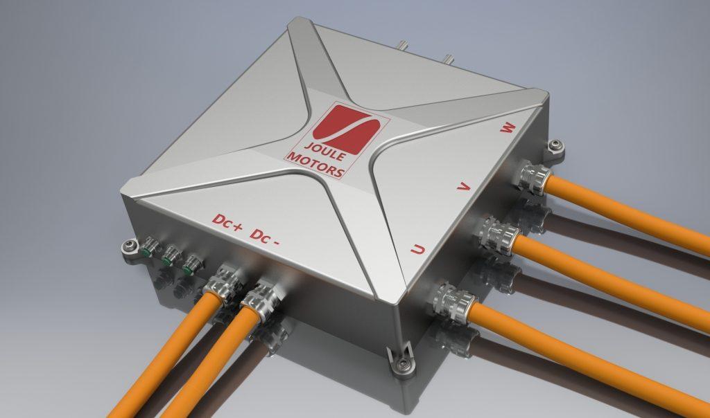 3Phase motor controller PMSM